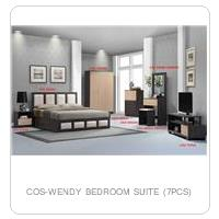 COS-WENDY BEDROOM SUITE (7PCS)